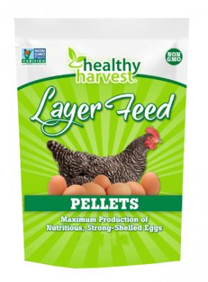 Healthy Harvest Layer Pellets