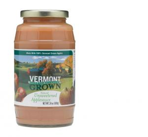 Vermont Village Cannery Vermont Grown Unsweetened Applesauce