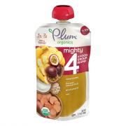 Plum Organics Mighty 4 Sweet Potato, Banana, Passion Fruit,