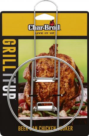 Char Broil Beer Can Chicken Cooker