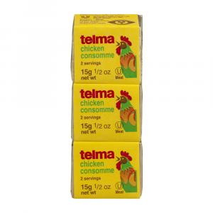 Telma Passover Consomme Meat Cubes