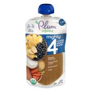 Plum Organics Mighty 4 Sweet Potato Blueberry Millet Yogurt