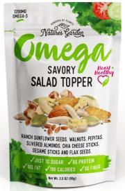 Nature's Garden Omega Savory Salad Topper