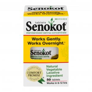 Senokot Laxative Tablets