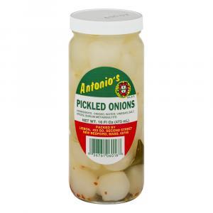 Antonio's Pickled Onions