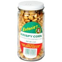 Antonio's Krispy Corn Jar