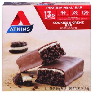 Atkins Advantage Cookies N' Creme Bars