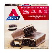 Atkins Advantage Cookies n' Creme Bars
