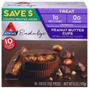 Atkins Endulge Peanut Butter Cups