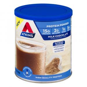Atkins Milk Chocolate Protein Powder