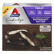 Atkins Endulge Dark Chocolate Covered Peppermint Patties