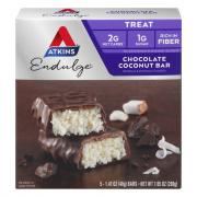Atkins Endulge Chocolate Coconut Bars