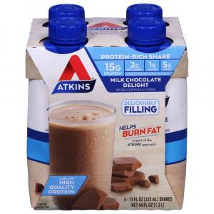 Atkins Advantage Milk Chocolate Delight Shakes