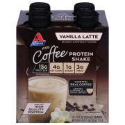 Atkins Iced Coffee Protein Shake Vanilla Latte