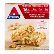 Atkins Advantage Peanut Butter Granola Bars