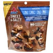 Atkins Sweet & Salty Dark Chocolate Sea Salt Caramel Crunch
