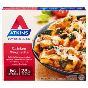 Atkins Chicken Margherita