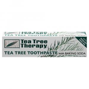 Tea Tree Natural Toothpaste