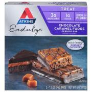 Atkins Endulge Chocolate Fudge Dessert Bars