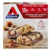 Atkins Chocolate Almond Caramel Meal Bar