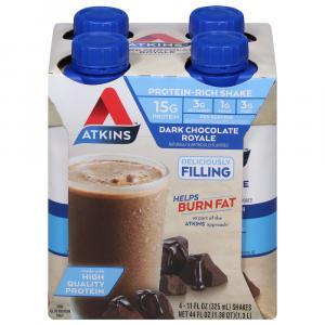 Atkins Advantage Dark Chocolate Royale Shakes