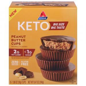 Atkins Keto Peanut Butter Cups