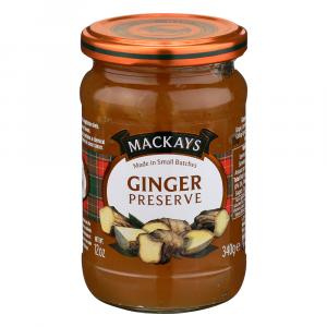 Mackays Spiced Ginger Preserves