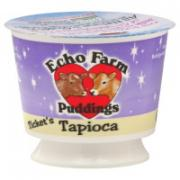 Echo Farms Tapioca Pudding