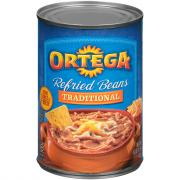 Ortega Traditional Refried Beans