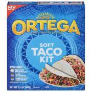Ortega Soft Taco Dinner