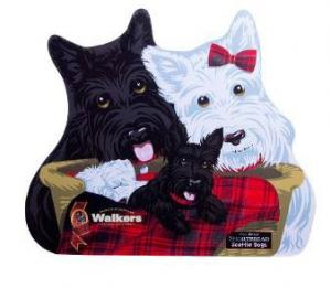 Walkers Shortbread Pure Butter Mini Scottie Dogs
