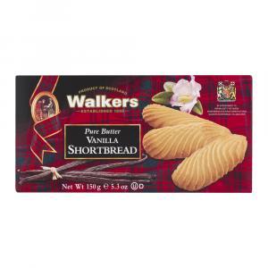 Walkers Pure Butter Vanilla Shortbread
