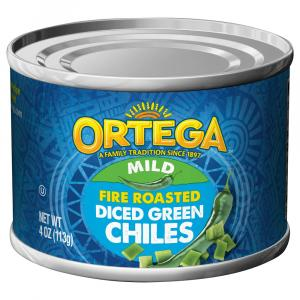 Ortega Mild Diced Chiles