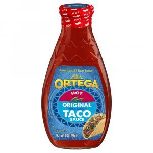 Ortega Hot Taco Sauce