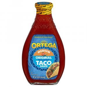 Ortega Medium Taco Sauce