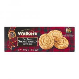 Walkers Shortbread Rounds
