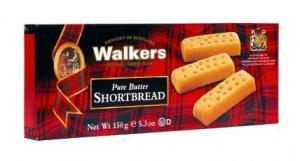 Walkers Shortbread Pure Butter Fingers