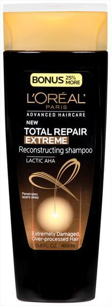 L'Oreal Advanced Haircare Total Repair Extreme Shampoo