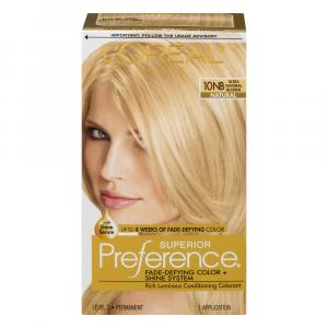 L'Oreal Preference #10NB Ultra Blonde Hair Color