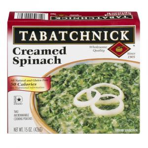 Tabatchnick Cream of Spinach Souffle