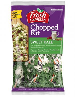 Fresh Express Sweet Chopped Kale Salad Kit