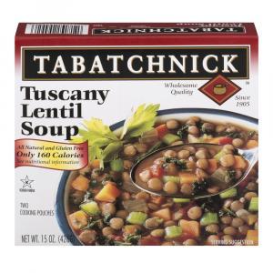 Tabatchnick Tuscany Lentil Soup