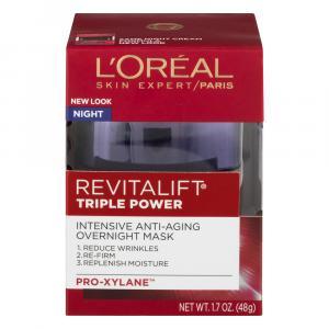 L'Oreal Revitalift Anti Age Overnight Mask