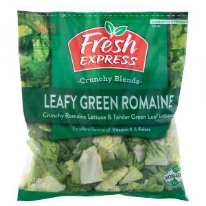 Fresh Express Leafy Green Romaine