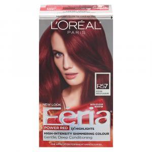 L'Oreal Feria Intense Medium Auburn/Cherry Crush Hair Color