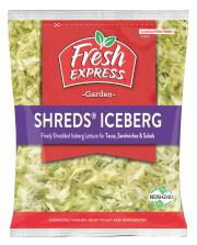 Fresh Express Shredded Lettuce