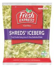 Fresh Express Shredded Lettuce