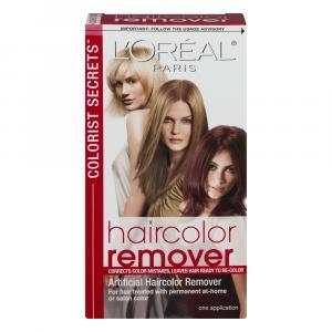 L'Oreal Colorist Secrets Hair Color Remover