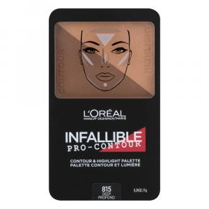 L'oreal Infallible Contour Kit Deep