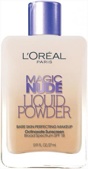 L'oreal Magic Nude Liquid Foundation Natural Beige